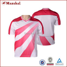 Customized 2015 Sublimation Printing New Design Men Football Clothing