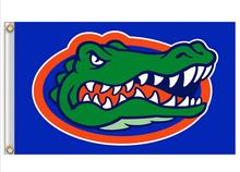 University of Florida Gators NCAA Flag hot sell goods 3X5FT 150X90CM Banner brass metal holes