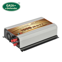 1000W Wind Power Grid Tie Inverter with Dump Load Controller for 3 Phase wind turbine(China)