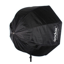 Godox Softbox 80cm / 31.5in Diameter Octagon Brolly Umbrella Photography Soft box Reflector for Studio