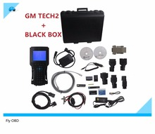 Top Auto Diagnostic tool gm Tech II GM Tech 2 Pro Kits techii scanner  gm tech2 Tech ii for GM/SAAB/OPEL/SUZU with black box