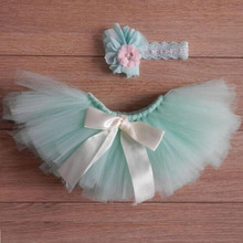 2PCS/Set Newborns Costume Cute tutu Dress Photo Photography Prop Girls Boys Outfits Fotografia Clothes and Accessories