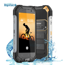 Blackview BV6000s BV6000 4G NFC Waterproof Shockproof Smartphone 4200mAh Android 6.0 MTK6737T Quad Core 2GB+16GB Mobile Phone