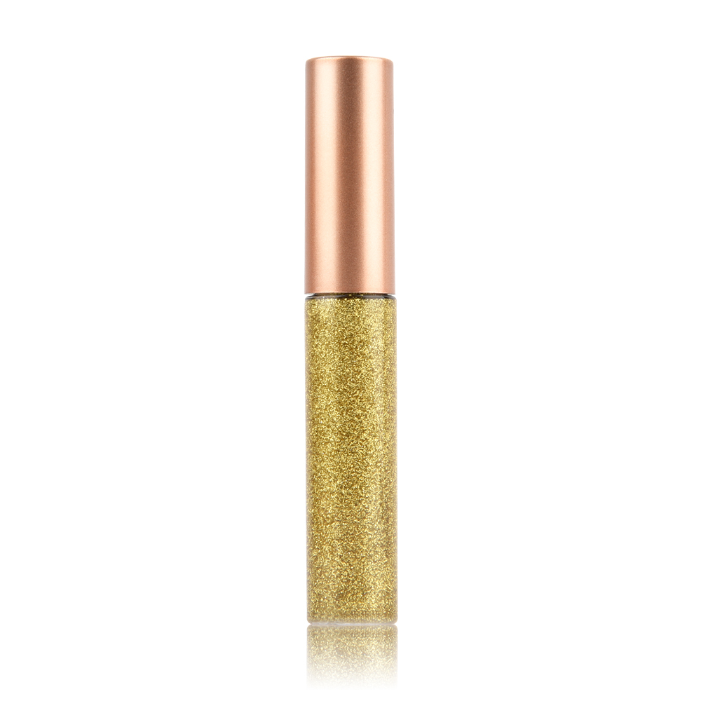 HANDAIYAN 10pcs Eyeliner Glitter Set Eye Waterproof Makeup Liner Shimmer Pigment Silver Gold Metallic Liquid Maquiagem Eyeliner 6