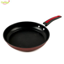 Delidge 1 pc 26 cm Non-stick Saucepan Skillet Cast Iron With Ceramic Coating And Induction Cooking Kitchen Cooking Utensils(China)