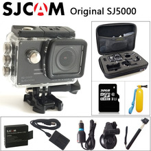 SJCAM SJ5000 Sport Action Camera 1080P Full HD Gyro 2.0 inch LCD NTK96655 Original SJ 5000 CAM Diving 30m Waterproof Sports DV