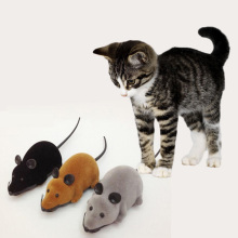 Cat Toy Wireless Remote Control Mouse Electronic RC Rat Mice Toy Pet Cat Toy Mouse