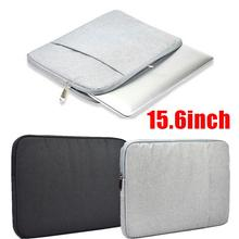 Traveling 15.6 inch Carrying Bag Pouch Handbag Zipper For ipad 15.6 Tablets PC Notebook Laptop Durable Nylon Tablets case