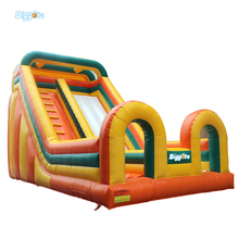 FREE SHIPPING BY SEA Popular Inflatable Slide, Inflatable Slide With Bouncer, Inflatable Slide With Air Blower