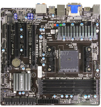 Free shipping 100% original 100% new motherboard for Biostar Hi-Fi A88S3+   FM2/FM2+ DDR3 RAM 16G Motherboard Desktop mainBoards