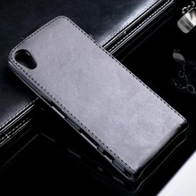 Black PU Leather Mobile Phone Case For Sony Xperia X Performance Dual F8132 F8131 SONY xperia XP Dora SS 5.0'' Cases Covers Bags