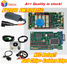 A++ Quality PCB Board Lexia Lexia3 PP2000 Full Chips With Diagbox V7.83 Lexia 3 Firmware Serial No. 921815C Diagnostic Tool