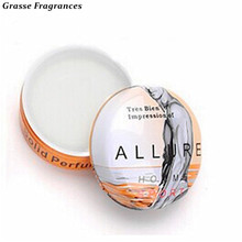 Hot Selling Protable Perfume Men Solid Perfumes and Fragrances Original Body Fragrant Ointment for Men(China)