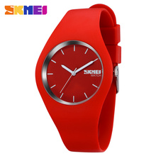 Watch Women SKMEI Brand Luxury Fashion Casual Quartz Watches Sport Lady Relojes Mujer Men Wristwatches Girl Student Dress Clock