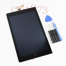 New!!!Good quality For Lenovo Yoga 8 B6000 Tablet LCD Screen Display Touch Digitizer Assembly with Tools free shipping