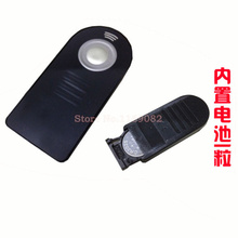 2pcs ML-L3 ML L3 IR Wireless Remote Control For nikon D7000 D5100 D5000 D3000 D90 D80 D70S D70 D50 D60 D40 D40X 8400 8800 Camera