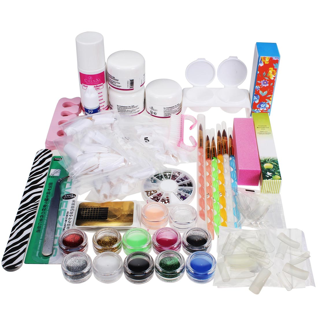 Nail Art Ideas » Professional Nail Art Design Kits - Pictures of ...