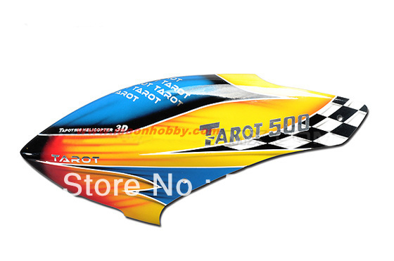 Tarot 500EFL PRO Spare Parts TL5102 Fiberglass Canopy free shipping with tracking<br><br>Aliexpress