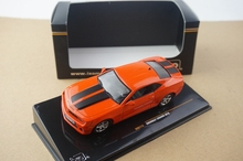 IX O 1:43 Chevrolet Camaro 2012 boutique alloy car toys for children kids toys Model gift Original box freeshipping