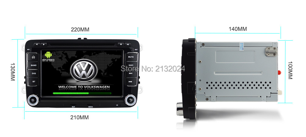 Android 5 6.0 7.1 Quad Core Car DVD Player GPS Navigation for FIAT DUCATO 2011-2015 car stereo unit auto radio smart multimedia