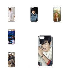 korea super star lee min ho For Huawei P7 P8 P9 mini Honor V8 3C 4C 5C 6 Mate 7 8 Plus Lite 5X Nexus 6P Phone Covers Case