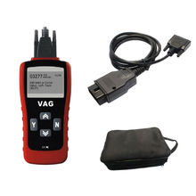 Car Code Reader Scanner for VW/AUDI SCAN TOOL MAXSCAN VAG405 VAG 405 OBD II OBD 2 EOBD2(China)
