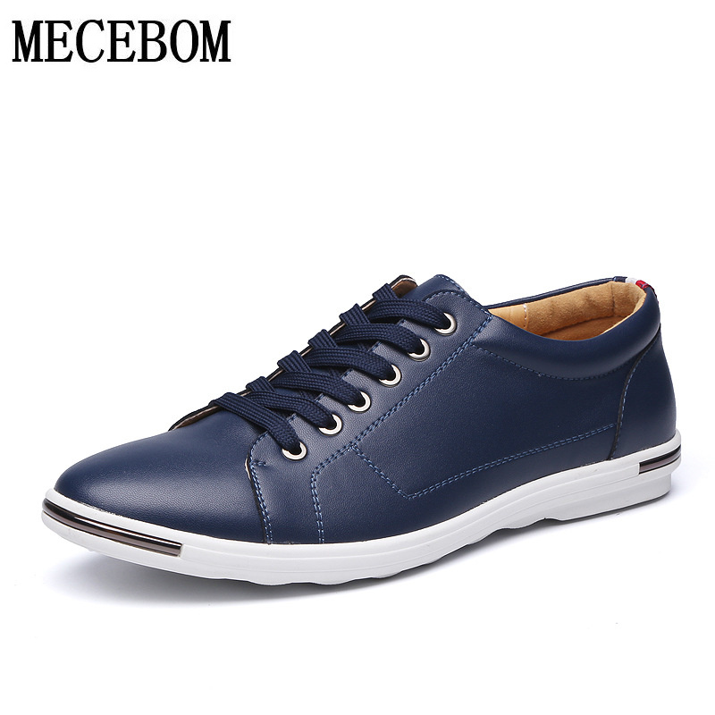 Mens leisure leather shoes big size 48 fashion split leather shoes breathable lace-up men casual moccasins zapatos 2005m<br>