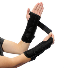 1PCS Durable Wrist Support Carpal Tunnel Wrist Brace Support Forearm Splint Band Strap Soft Moisture-wicking(China)