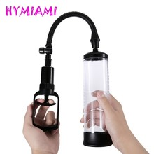 Buy HYMIAMI Penis Pump Penis Enlargement Vacuum Pump Penis Extender Sex Toys Penis Enlarger Men Adult Sexy Product Men 25%