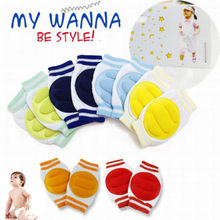2015 Cotton Newborn Unisex Boys And Girls Baby Leg Warmers Toddler Kids Short Knee Pads Children Football Leggings Free Shipping(China)