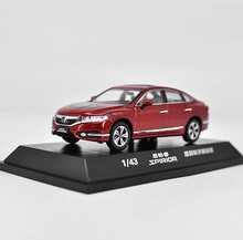 1:43 scale alloy car toy,high imitation HONDA SPIRIOR car model,metal casting,collection toy vehicles,free shipping