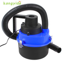 Hot 12V Wet Dry Car Vacuum Cleaner Portable Handheld Van Cigarette Lighter styling fashion 17augu11(China)
