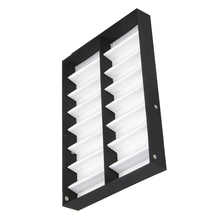 Best Glasses display case 16 pairs Storage box with foldable lid for sunglasses glasses box (Black + white)