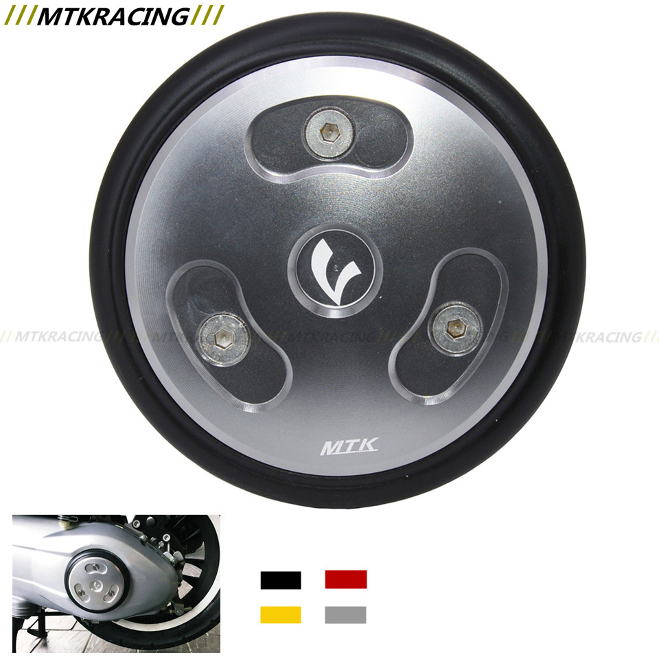 MTKRACING PARTS Engine Stator Cover CNC Engine Protective Cover Protector For Vespa GTS300ie GTV300 GTS SUPER 2012-2014 <br>