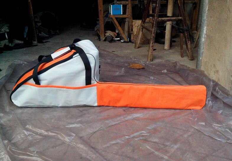 45cc 52cc 58cc Chain Saw Accessories Handle Carry Storage Chainsaw Bag For 12 To 20 Bar Length with Strap<br>
