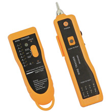 Telephone network tester yellow