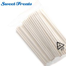 Sweettreats 50 Counts Cake Pop Sticks (10.1cm )(China)