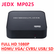 Car Full HD Media player Mini Autoplay 1080p SD/U Disk HDD USB2.0 External multimedia player With HDMI VGA Output H.264 RMVB