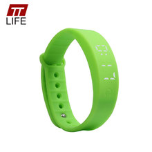 TTLIFE Children LED Smart Watch Pedometer Sleep Monitor Temperature Life Waterproof Sports Band Silicone Boys Girls Wristwatch(China)