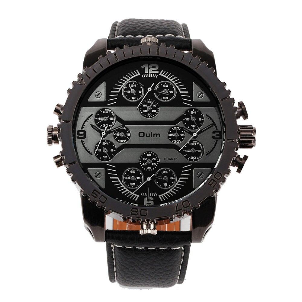 Gofuly Relogio Masculino 2017 Hot Men Watch Militaire Top Brand Luxury Quartz-Watch Relojes Large Dial Wrist Sport Watch Relogio<br><br>Aliexpress