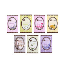 5Pcs Scented Fragrance Home Wardrobe Drawer Car Perfume Sachet Bag Mini Pouch(China)