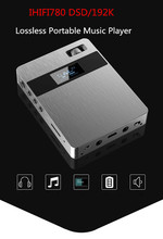 2017 New Original XUELIN IHIFI780 8G Portable Audio Lossless HIFI Music Player DSD64 192KHz Mini Sport MP3 - Aoshida-HIFI Store store