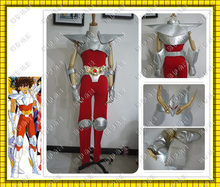 Saint Seiya Knights of the Zodiac Pegasus Seiya Cosplay Kurosu Custom Made Uniform