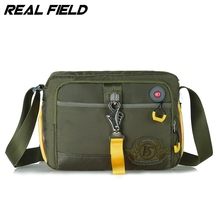 Men's Bag Messenger Bags Wateproof High Quality Oxford Polyester Zipper Bag Cross body For Male DropShipping Shoulder Bag 301(China)