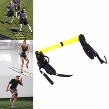 Durable 5 rung 10 Feet 3m Agility Ladder for Soccer Speed Training Football Fitness Feet Training Equipment