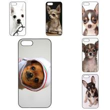 Accessories Hard Skin Chihuahua For Apple iPhone 4 4S 5 5C SE 6 6S 7 7S Plus 4.7 5.5 iPod Touch 4 5 6