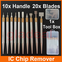 W101 IC Chip Repair Thin Blade Tool CPU Remover Burin To Remove iPhone Processors NAND Flash Mainboard For BGA Product