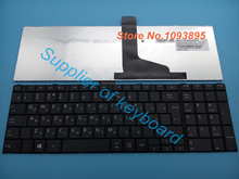 High Quality Original NEW Russian keyboard For Toshiba satellite C850 C850D C855 C855D Black laptop Russian keyboard NOT OEM(China)