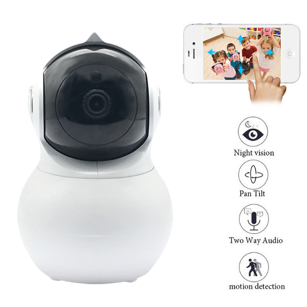 HD 960P Wireless Mini WIFI Smart IP Cameras Home Security Surveillance Night Vision CCTV Video Camera for IOS Android Phones<br>