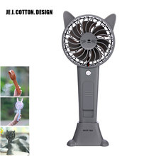 Heldhand Mist Fans Air Conditioning Ventilador for Home Outdoor Portable Animals Air Cooler USB Fan with Rechargeable Battery(China)